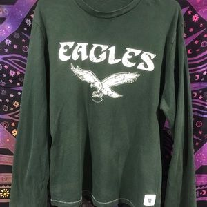 Other - Philadelphia Eagles vintage long sleeve shirt